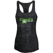 Classic - Women's G2OH Burnout Tank Top
