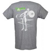 CFPC Snatch Pull - Men's G2OH Tri-Blend T-Shirt