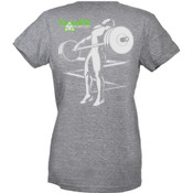 CFPC Snatch Pull - Women's G2OH Tri-Blend T-Shirt